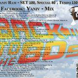 DJ Yaniv Ram - SET100, Special 80'
