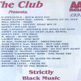 Königshof Lippstadt - A&A Music presents  Strictly Black Music Mix 1998