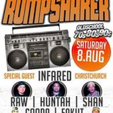 RUMPSHAKER SET - SAT 8TH AUG 2015 - DJ EAKUT