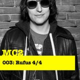 MC2.003. Rufus 4/4