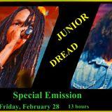SPECIAL @ Al Griffiths & Junior Dread (28.02.14)
