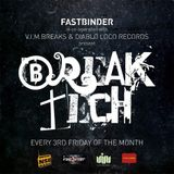 BreakTech hosted by Fastbinder ft The Lucky 23 (NSB)(20-12-13)
