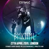 BMKNML Cosmic April 2019 PreMix