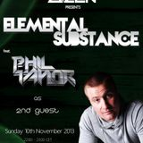 Elemental Substance - Episode 003 [Phil Taylor Guest Mix]