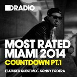 Defected In The House Radio - 10.3.14 - Guest Mix Sonny Fodera