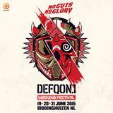 Defqon.1 Weekend Festival 2015 - UV - Sunday - Isaac
