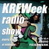 KREWeek Radio Show #1 @Radio Feierwerk m92,4  vom 02.06.2017