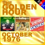 GOLDEN HOUR : OCTOBER 1976