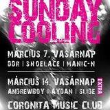Manic-N b2b Shoelace - Sunday Cooling Live (2010-03-06)