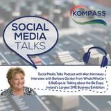 Episode #33 Interview with Barbara Gordon talking about the BizExpo 2018