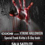 Mario Ranieri & Frank Kvitta @ Code Sala Satelite - XTreme Halloween - Fabrik Madrid (ES) 31.10.2012