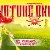 Dominik Eulberg - Live @ Nature One 2017 (Kastellaun, Germany) - 06.08.2017