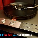 PODCAST - Les Adams Played In Full SOLAR RADIO 22nd August 2019