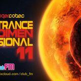 Trancedimensional 11 mixed by Roger Cobec - Club_FM