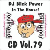 Nick Power - In The House Vol.79