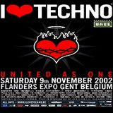 The Youngsters (Live PA) @ I Love Techno-United As One - Flanders Expo Genf - 09.11.2002