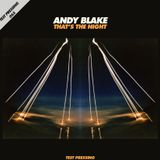 Test Pressing 065 / Andy Blake / That's The Night