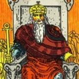 Fourth day of the moon - The Emperor, or Ruler