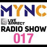 MYNC presents Cr2 Records Radio Show 017 [15/07/11]