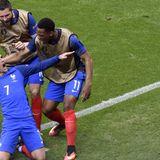 France - Republic of Ireland 2nd half starring Petar 'The Cock' Vasilev