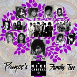 PRINCE'S FAMILY TREE (F/ The Time, Sheila E., Vanity 6, Mazarati, The Family & More...) Mixed By Mik
