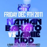 Jamie Kidd vs. Nathan Barato - 12.09.11
