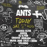 Solardo @ Ants Party, Ushuaïa Ibiza - 05 August 2017