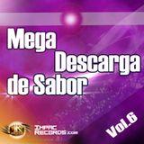 Mega Descarga de Sabor Vol 6 - Cumbia Mix Gold