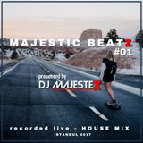 Majestic BeatZ #01 by DJ MajesteX ( Club Mix )