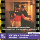 North Base & Friends Show #61 Strategy Guest Mix & Interview 18.4.18
