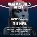 Chris Liebing - Live @ Boiler Room and Ballantine's present True Music Russia (Moscow, Russia) - 0