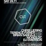 Chris Liebing @ CLR Warehouse Party - London - England - 24-11-2012