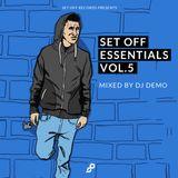 Set Off Essentials VOL.5 - Mixed by DJ Demo (rare dudplates of Dubstep)