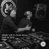 Sean Kosa vs Marc dB @ CTRL ROOM - January 16 2016