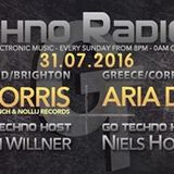 Go Techno Radio Show 31/07/2016