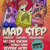 Ms-Dos @ Mad Step (People Club) 17112012