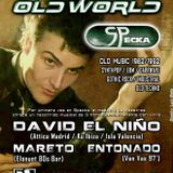 DAVID EL NIÑO @ OLD WORLD (SPECKA) parte 1