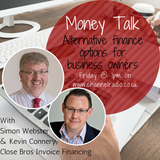 Alternative finance options with Kevin Connery, Close Bros Invoice Financing
