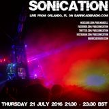 Sonication with Paul Mansell on Barricade Radio 21 July 2016 #Techno #Techhouse #House #DeepHouse
