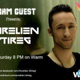 Aurelien Stireg - Progressive - Warm FM 2019-01-05