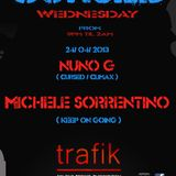 008 LIVE- Cursed with @The_NunoG @MichelleSorrentino - Join us @TrafikBar.mp3