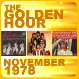 GOLDEN HOUR : NOVEMBER 1978