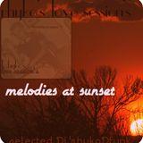 melodies at sunset selected dj,rhykodfunk