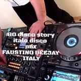 80 Disco Story Mixed Faustino dj Pioneer cdj 2000 nexus Italo disco Story
