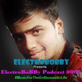 ElectroBoBBy Podcast #005