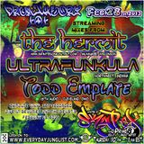 """Ultrafunkula """"Cognitive Dissonance""""Submitted for DrumTheory 101_Streamed On www.EverydayJunglist.com"""