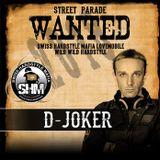 DJ D-Joker Mix CD Wild Wild Hardstyle 2018
