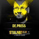 DE.PRE55 - Stalker 2.18. X Years Of Stalker Promo Mix (2018)