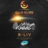 Beat100.9 & Oscar Velazquez @Club1009 RadioShow presents My Own Beat Records Showcase Mixed by B-Liv