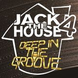 JACK THE HOUSE 4 CD: Steve Gordon